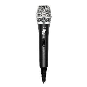 Microfone IK Multimedia iRig Mic