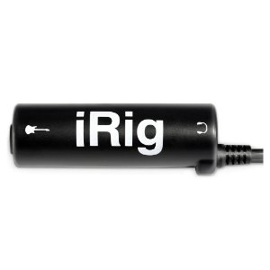 Interface Instrumento IK Multimedia iRig