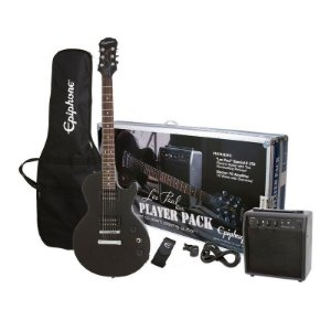 Kit Guitarra Epiphone Les Paul Player Pack