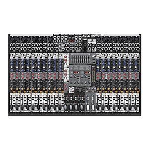 Mesa Analógica Waldman Krystal Studio Live 24.4 UFX