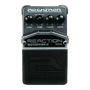 Pedal Guitarra Rocktron Reaction Distortion II