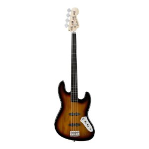 Contrabaixo Squier By Fender Jazz Bass Vintage Modified Fretless
