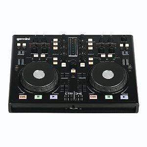 Controlador USB DJ Gemini CTRL ONE