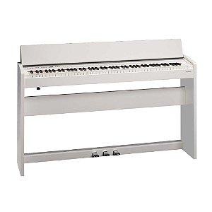Piano Digital Roland F 130R WH