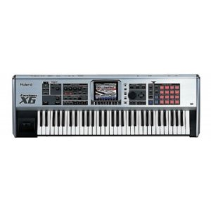 Teclado Roland Fantom X6