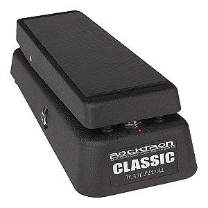 Pedal Guitarra Rocktron Classic Wah