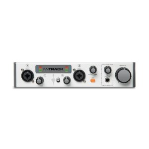 Interface USB M-Audio M Track II