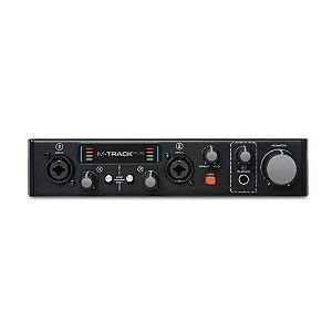 Interface USB M-Audio M Track Plus II
