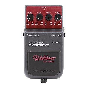 Pedal Guitarra Waldman Classic Overdrive COV 1