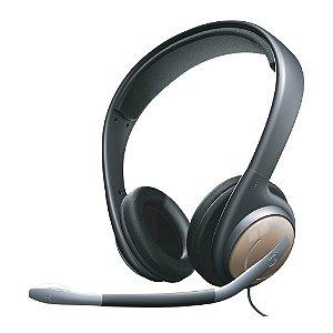 Fone Over-Ear Headset Sennheiser PC 156 USB
