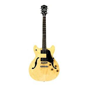 Guitarra Semi Acústica Washburn HB30 com bag