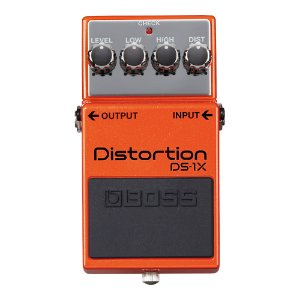 Pedal Guitarra Boss Distortion DS 1 X