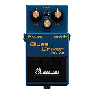 Pedal Guitarra Boss Blues Driver BD 2W