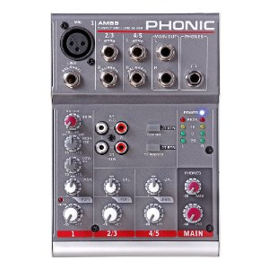 Mesa Analógica Phonic AM 55