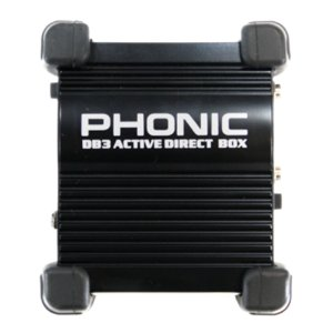 Direct Box Ativo Phonic DB 3