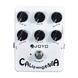 Pedal Guitarra Joyo JF-15 California Sound