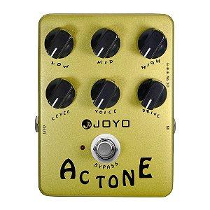 Pedal Guitarra Joyo JF 13 AC Tone