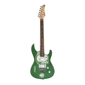 Guitarra Original Waldman Palmeiras GTU 1 PAL