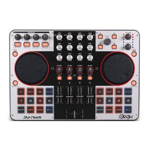Controlador DJ DJ Tech 4 MIX