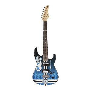 Guitarra Original Waldman Grêmio GTU 1 GRE