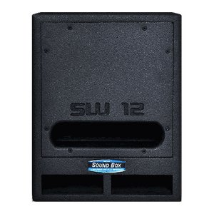 Subwoofer Ativo SoundBox SW 12 Premium