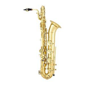 Saxofone Barítono Quasar QBS 104 L