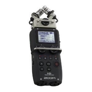 Gravador Digital Zoom H5 Handy Recorder