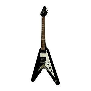 Guitarra V Dolphin DGF 03