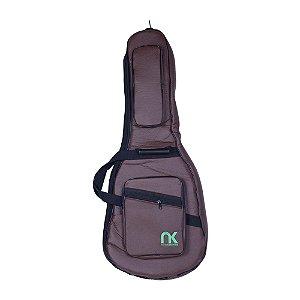 Bag Violão Folk Newkeepers Couro Ecológico