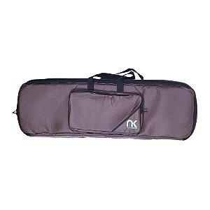 Bag Teclado 5/8 Newkeepers Couro Ecológico