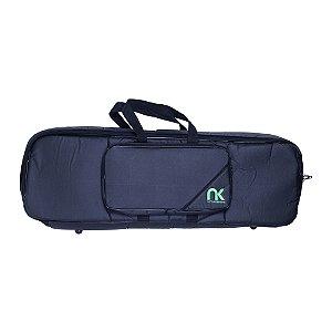 Bag Teclado 6/8 Newkeepers Couro Reconstituído