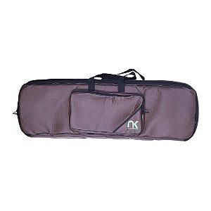 Bag Teclado 6/8 Newkeepers Couro Ecológico