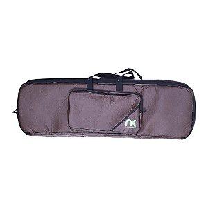 Bag Teclado 7/8 Newkeepers Couro Reconstituído