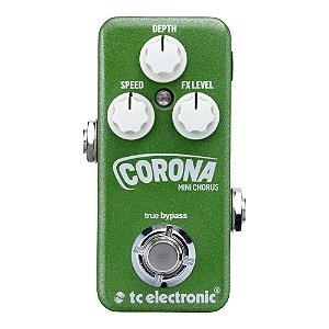 Pedal Guitarra TC Electronic Corona Mini Chorus