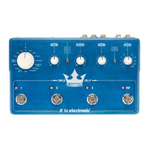 Pedal Guitarra TC Electronic Flashback Triple Delay
