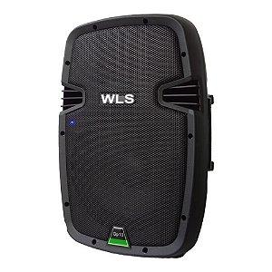 Caixa Acústica Ativa WLS GP 10 USB