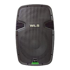 Caixa Acústica Ativa WLS GP 15 USB
