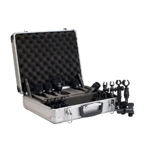 Kit Microfone Instrumento Audix FP 7