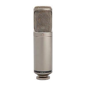 Microfone Estúdio Rode K 2