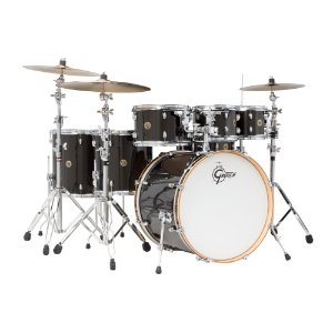 Bateria Acústica Gretsch Catalina Maple CM 1 E 826 P BBS (Shell Pack)