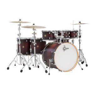 Bateria Acústica Gretsch Catalina Maple CM 1 E 826 P SDCB (Shell Pack)