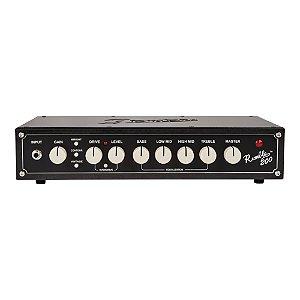 Cabeçote Contrabaixo Fender Rumble 200 Head V3