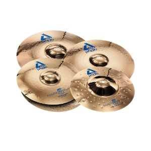 Set Pratos Paiste Alpha Boomer 14/18/22?   Splash 12?
