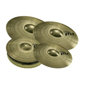 Set Pratos Paiste PST 3 Universal 14/16/20?   Splash 10?