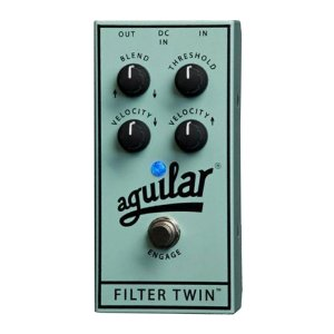 Pedal Contrabaixo Aguilar FTW 04 Filter Twin