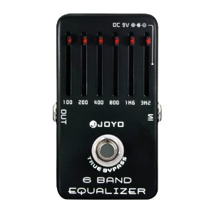 Pedal Guitarra Joyo JF 11 6 Band EQ