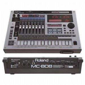 Sampler Roland Mc 808