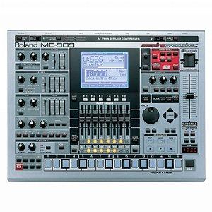 Sampler Roland Mc 909
