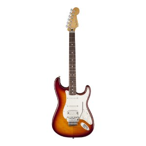 Guitarra Strato Fender Standard Top Plus HSS RW Floyd Rose