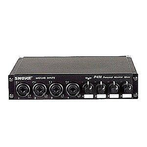 Microfone Mixer Shure P 4 M